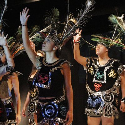 Folclore mexicano desde Cuautitlán hasta Cuéllar