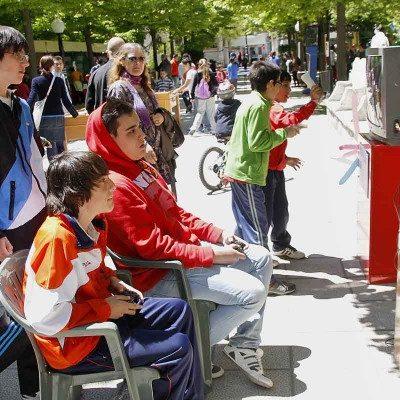 La Feria de la Juventud abre sus puertas a un fin de semana lleno de actividades