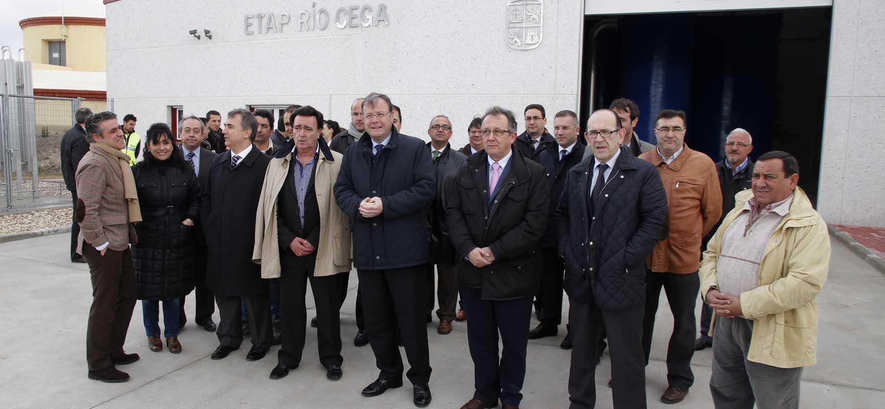 Visita institucional a las instalaciones de la ETAP de la villa.Visita institucional a las instalaciones de la ETAP de la villa.