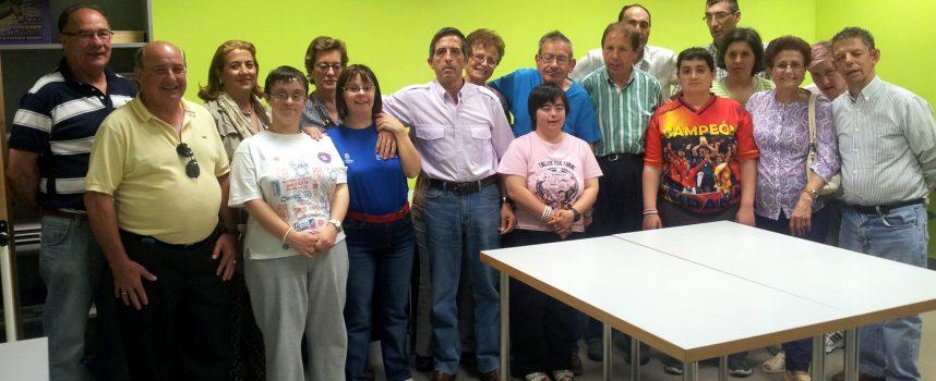 Fin de curso en el Taller de Informática de Apadefim-Fundación Personas Cuéllar