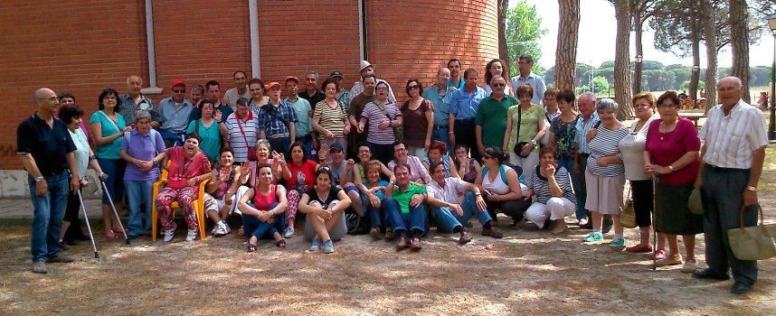 Los centros Apadefim-Fundación Personas de la villa reunen a sus usuarios, sus familias y los trabajadores en una jornada de convivencia