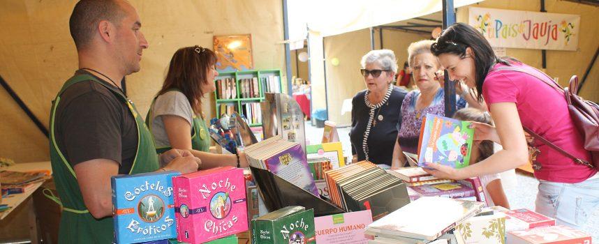 La VII Feria del Libro, propuesta cultural del fin de semana en la villa