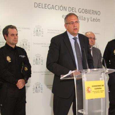 Cuéllar y Sacramenia principales puntos de operación de 10 extranjeros detenidos por fraude a la Seguridad Social