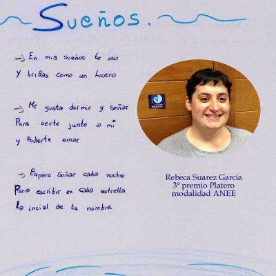 Los centros Apadefim-Fundación Personas-Cuéllar: premiados en el concurso de poesía Platero