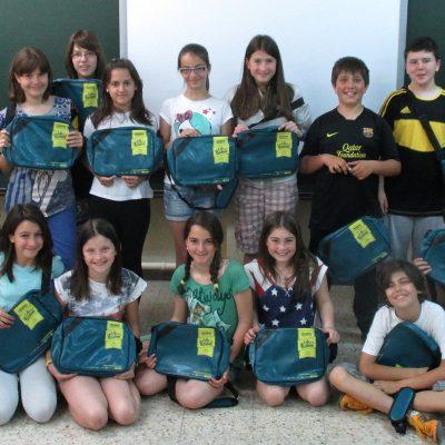 """Los alumnos de 6º de primaria de San Gil recogen mañana su premio de """"El Día de la Ilusión"""""""