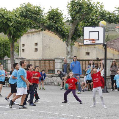 """La """"Liga Inter Colegios"""" de baloncesto se decide el próximo sábado"""