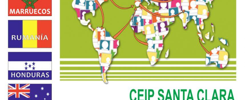 El CEIP Santa Clara cierra el curso con su Semana Intercultural