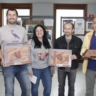 La exposición del concurso de Flora y Fauna regional cerró sus puertas con la entrega de premios