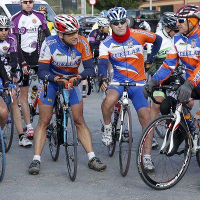El ciclismo volverá el domingo a la villa con la XIII Marcha Cicloturista Pipe Gómez