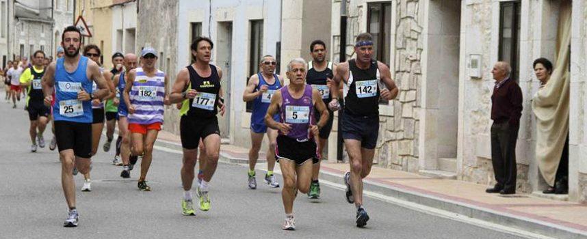 Campaspero celebra el domingo su XXXIV Media Maratón Santo Domingo