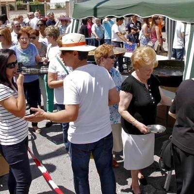 El barrio de San Gil inicia hoy sus fiestas con teatro infantil y un concierto
