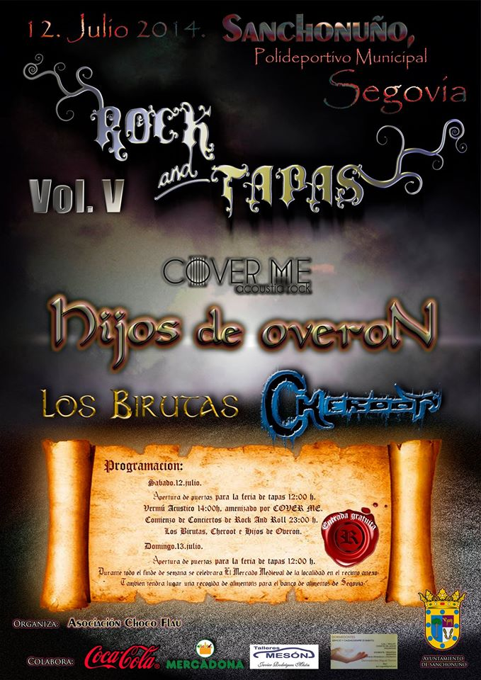 Festival Rock and Tapas V edicion