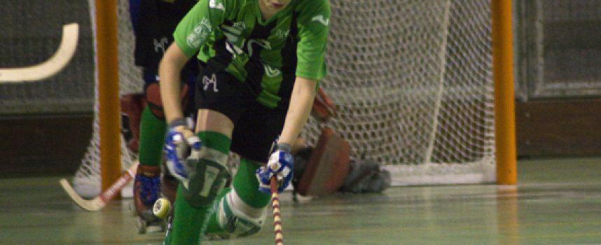 La Federación Española de Patinaje convoca al cuellarano,  Juan Gómez, jugador del  Club Deportivo Vettonia Hockey