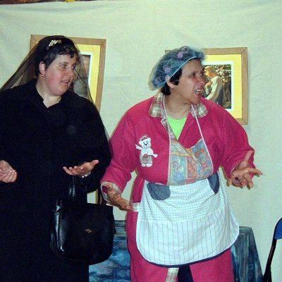 El grupo de teatro Nuevos Horizontes de Apadefim Cuéllar actuará el jueves en Sanchonuño