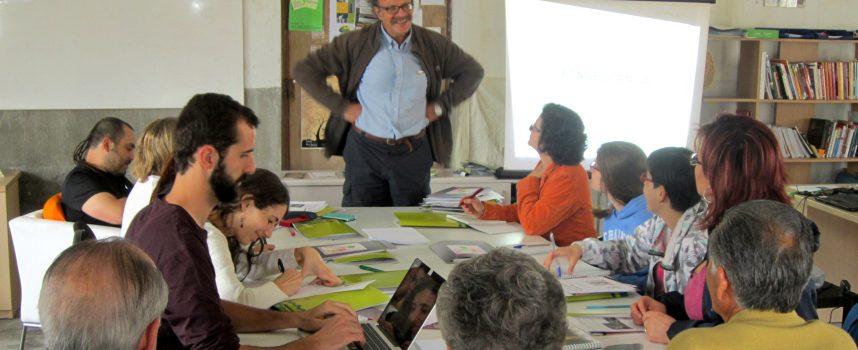 San Martín y Mudrián acoge la formación de 13 jóvenes en etnobotánica