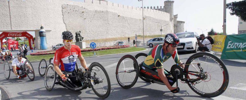 España logró cinco medallas de oro, una de plata y cinco de bronce en la Copa del Mundo de Paraciclismo