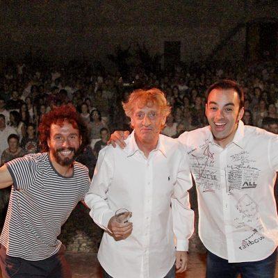 Noche de humor en el Patio del Castillo con El Club de la Comedia