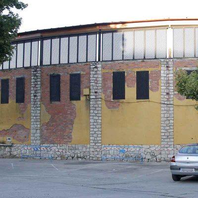 El municipio acondicionará el enfoscado de parte de la fachada de la Plaza de Toros