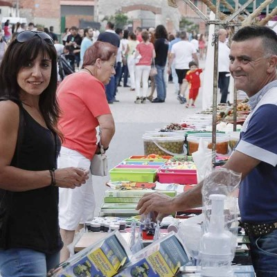 Vallelado acoge mañana su II Feria Artesana