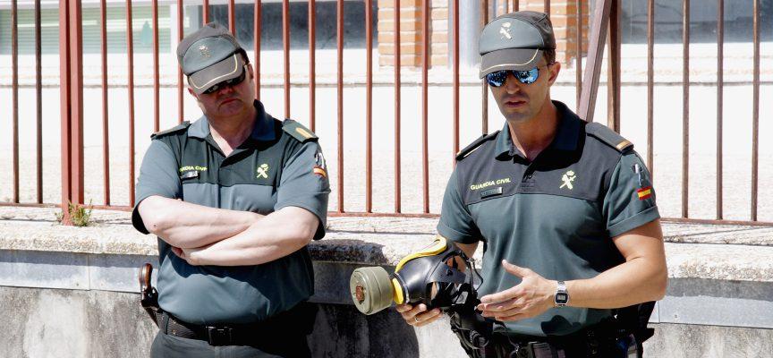 La Guardia Civil detiene a  dos vecinos de Cuéllar por presuntos delitos de robo de gasolina y daños en varios vehículos