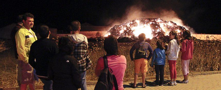 Medio Ambiente alerta del incremento de riesgo meteorológico de incendios forestales en la provincia entre los días 16 y 18 de julio