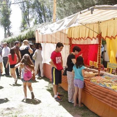 Sanchonuño abre su Mercado Medieval