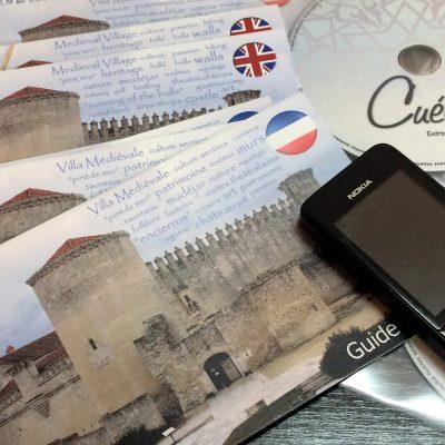 Turismo incorpora nuevos material promocional en inglés, francés e italiano