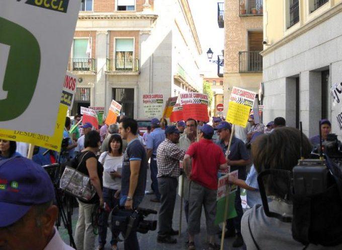 """UCCL Segovia convoca a agricultores y ganaderos a una concentración """"por una PAC digna y unos precios justos"""""""
