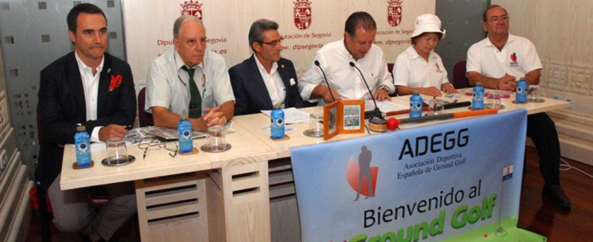 """Sacramenia acoge el próximo sábado una exhibición de """"Ground Golf"""""""