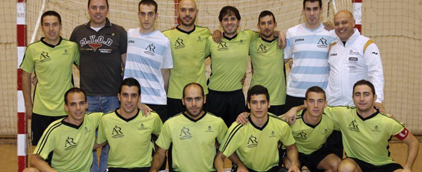 Cano, Chuki, Lalo y Gonza renuevan con el FS Cuéllar Cojalba en la temporada 2014-2015