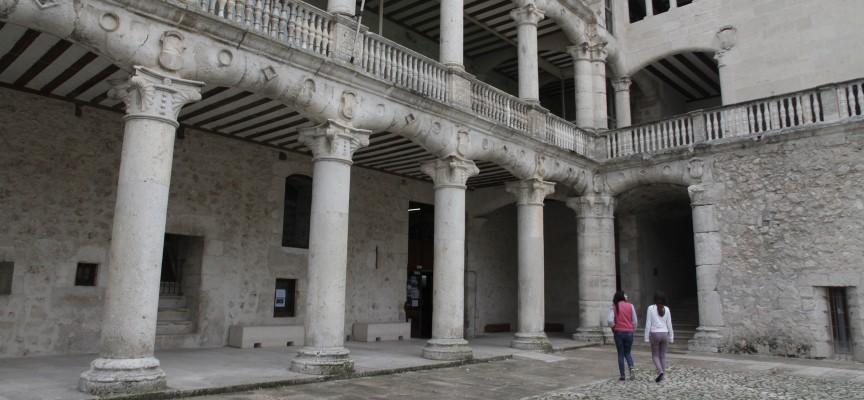 El Castillo de la villa es la sede del IES Duque de Alburquerque donde se impartirán las clases.