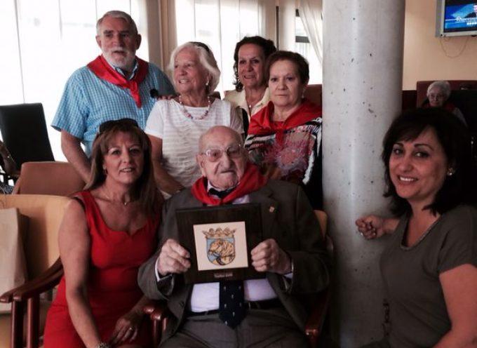 Cumpleaños centenario