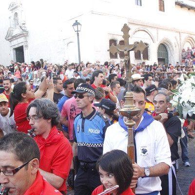 """Un bando municipal insta a evitar """"conductas incívicas"""" en el pregón el próximo 30 de agosto"""