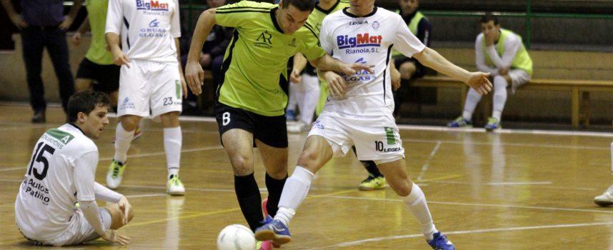 El FS Cuéllar Cojalba cierra equipo con tres nuevas renovaciones a falta de los juveniles que se incorporen