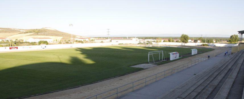 El CD Cuéllar se enfrenta mañana a la Gimnástica Segoviana en el campo de Santa Clara