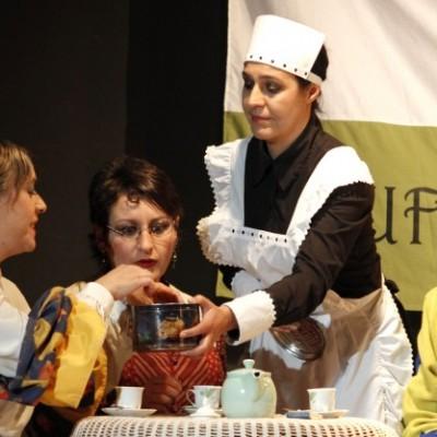 Teatro Zereia representará el sábado `La Liga de las Mujeres´