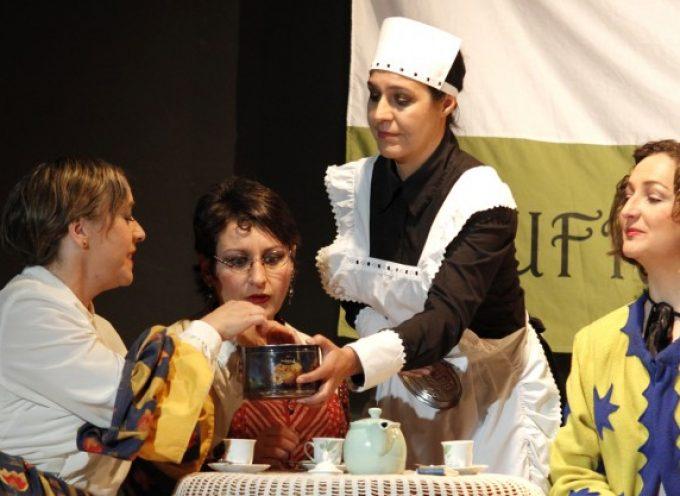 Los Mirmidones, Tempus Gaudii y Zereia participarán por partida doble en la Muestra Provincial de Teatro