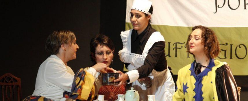 """La Asociación Teatro Zereia galardonada con el premio """"Ángel Velasco Montoya"""" de la Asociación Amigos del Teatro de Valladolid"""