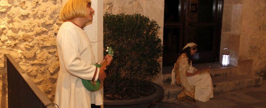 La teatralización nocturna volverá a las calles de Cuéllar el sábado 2 de mayo