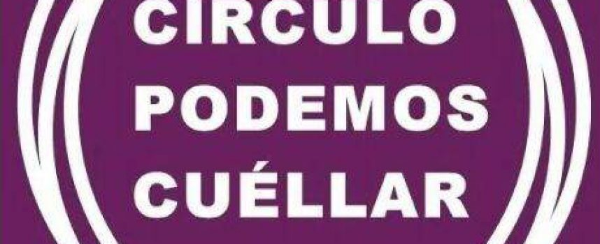 El Círculo Podemos Cuéllar iniciará su andadura el sábado en el parque de la Huerta del Duque