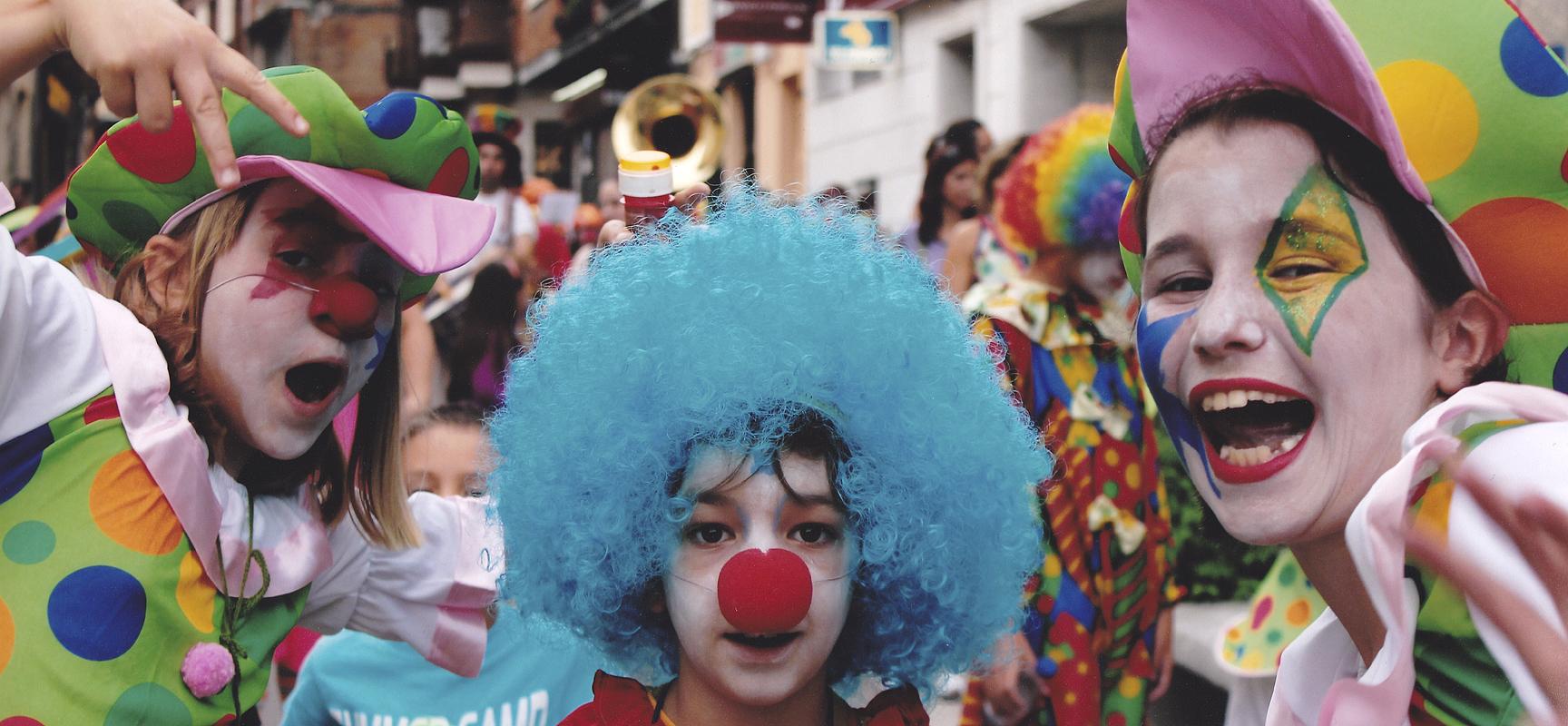"""Fotografía """"Sonrisas"""" de Manuel Herrero, ganadora del II Maratón Fotográfico de Festeamus."""