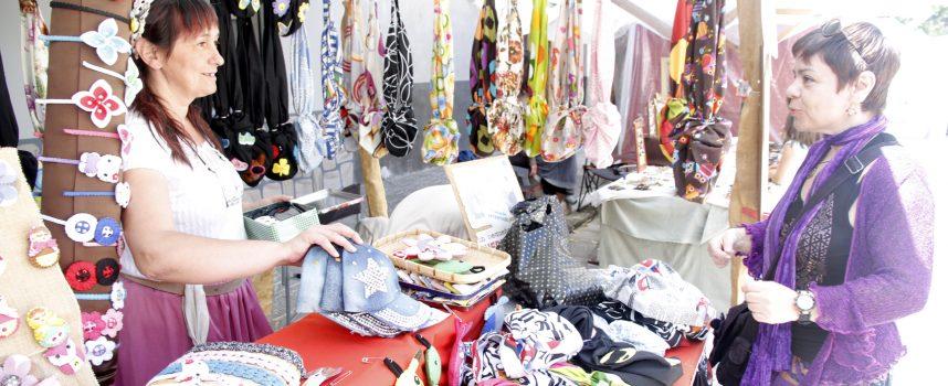 Navas de Oro celebrará el domingo su III Feria de Artesanía en la Plaza de la Orceña