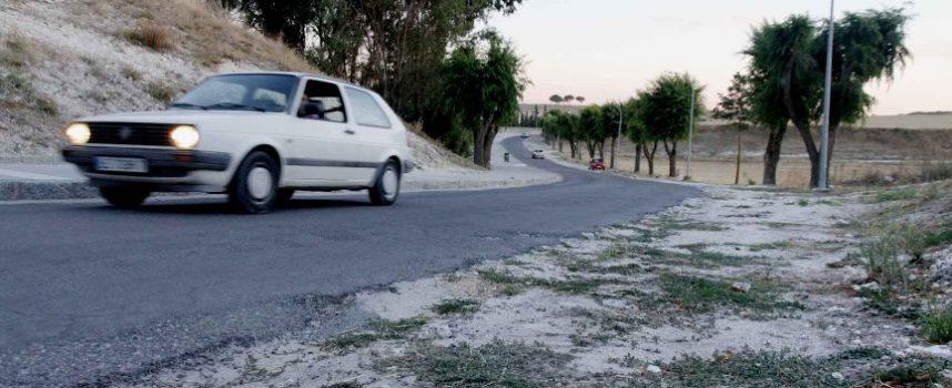 El Ayuntamiento construirá la acera del camino del Alamillo hasta la Residencia de Ancianos