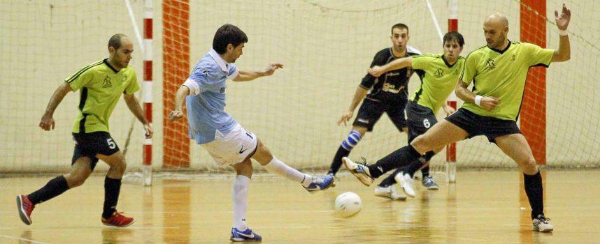 Higinio, Corrus y Tito confirman su permanencia en el FS Cuéllar Cojalba