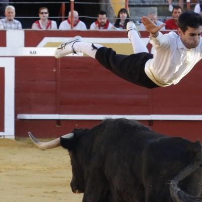 Javier Manso, de Narros de Cuéllar, se suma a los recortadores que participarán en el torneo Goyesto de Cuéllar
