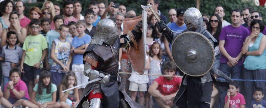 Vuelta del medievo al siglo XXI con la clausura de la XIX Feria Mudéjar