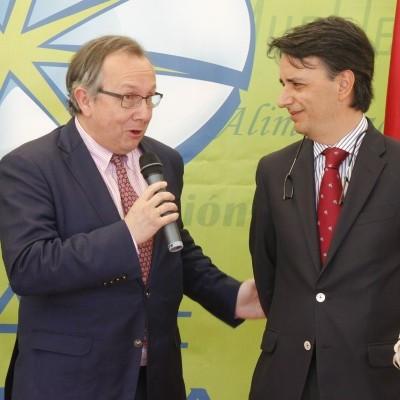 López-Escobar será nombrado Alférez Mayor de Cuéllar de 2014 en la Feria Medieval Mudéjar