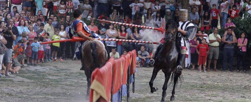 Vuelta al medievo de la mano de la Feria Mudéjar
