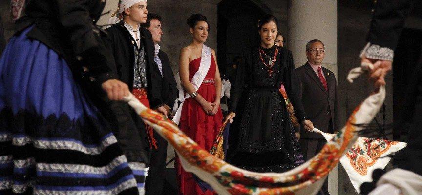Lorena Moreno de la Calle será nombrada corregidora de las fiestas de Cuéllar en el XXXI Festival Nacional de Danzas el 8 de agosto