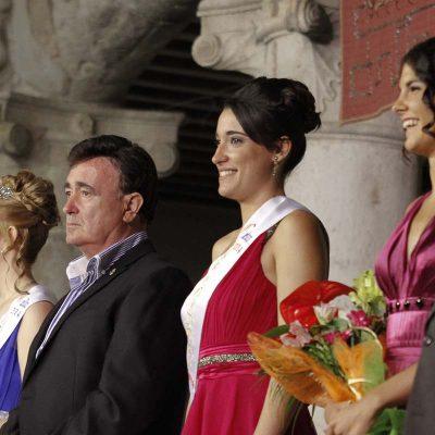 Folclore gallego y castellano precedió al nombramiento oficial de Cristina Sancho como corregidora
